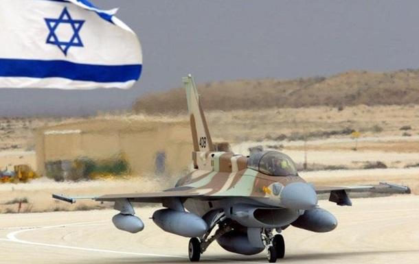 Израиль нанес авиаудар по Сирии в ответ на артобстрел