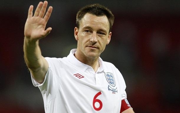 Легенда Челси вернется в сборную Англии?