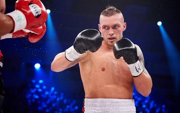 Усик сдал допинг-тесты в Польше