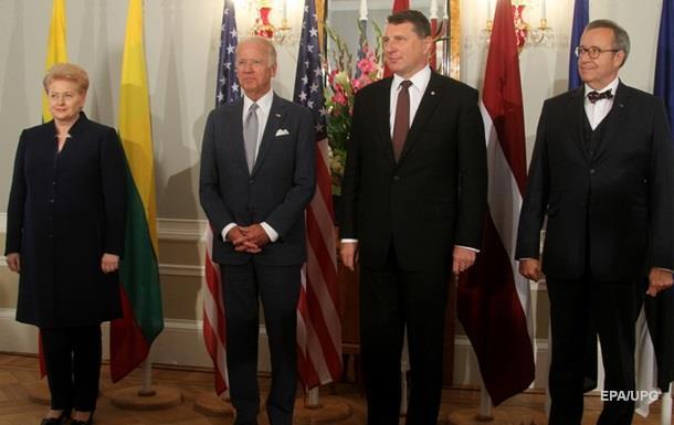 Байден заверил страны Балтии в помощи НАТО
