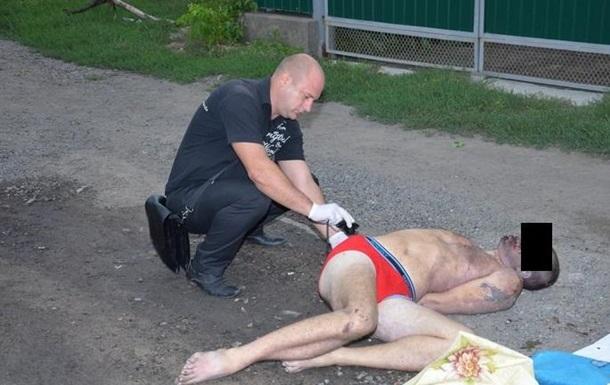 Убийство в Кривом Озере