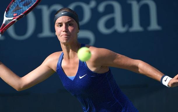 US Open. Украинка Калинина уступает в первом круге квалификации