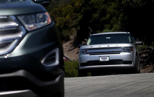 Ford отзывает в Америке почти сто тысяч автомобилей