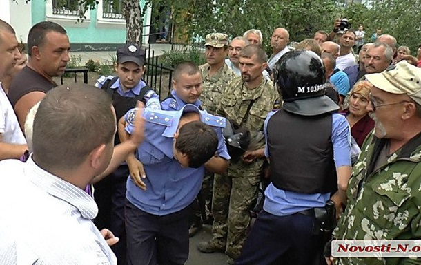 Убийство на Николаевщине: против полицейских открыто дело
