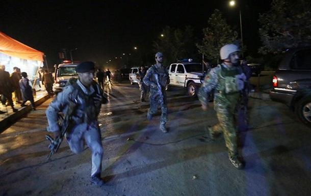 У Кабулі на Американський університет напали бойовики: є загиблі й поранені