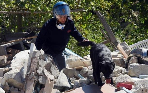 Землетрясение в Италии: Порошенко предложил помощь