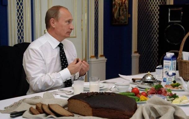 Путін прирік себе на скромне життя - голова ВТБ