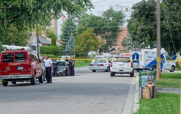В Канаде троих человек застрелили из арбалета