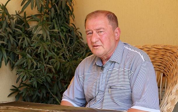 HWR закликає звільнити Умерова з психлікарні