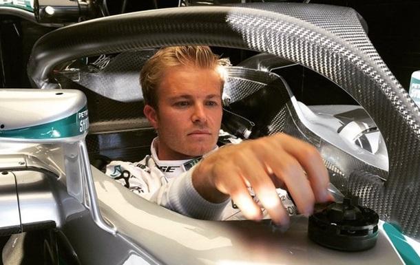 Формула-1. Гран-при Бельгии. Росберг – лидер первой тренировки