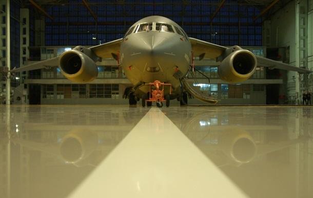 Антонов разворачивает серийное производство Ан-178