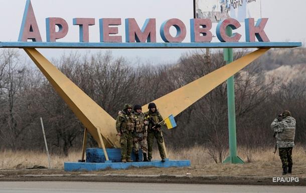 В АТО скандал из-за украинизации русской школы