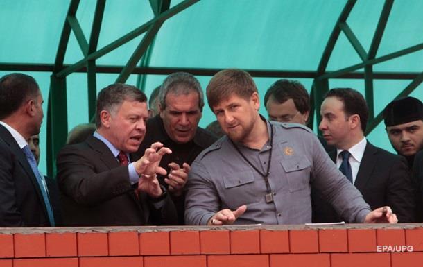 Кадиров створив оперативний штаб з ліквідації наслідків зливи й урагану