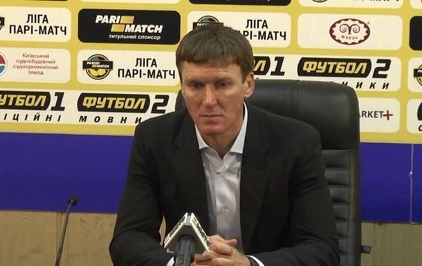 Сачко: У матчі з Динамо на першому місці була самовіддача