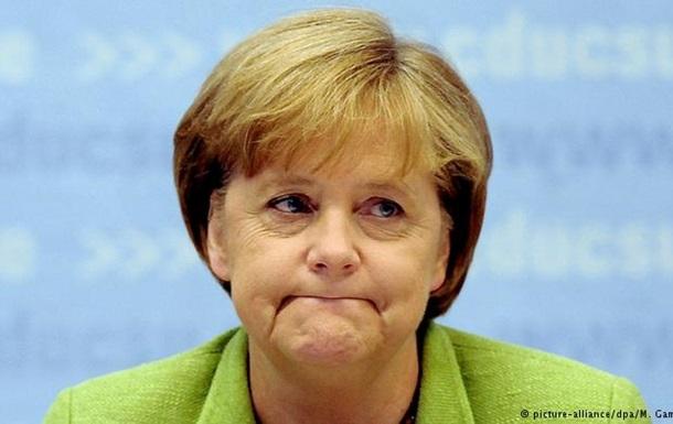 Половина німців проти ще одного терміну для Меркель