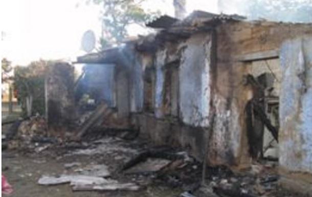 В Одесской области при пожаре погибли три человека