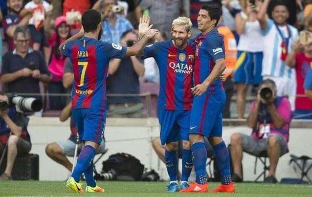Примера. Барселона минимально побеждает в Стране Басков
