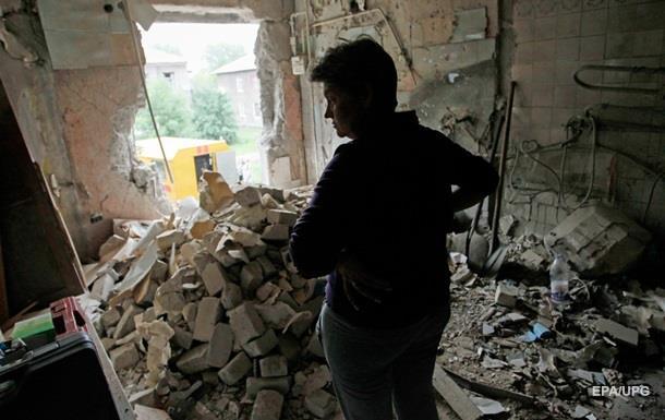 Обстрелы на Донбассе снова усиливаются
