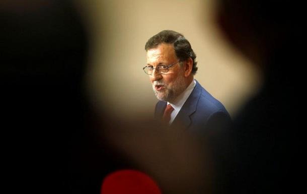 Партія чинного прем єра Іспанії домовилася створити уряд меншості з лібералами