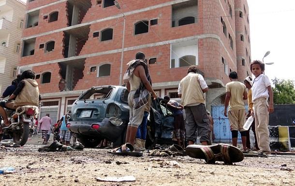 При теракті в Ємені загинули 60 людей