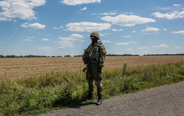Пограничники заявляют о двух обстрелах в зоне АТО