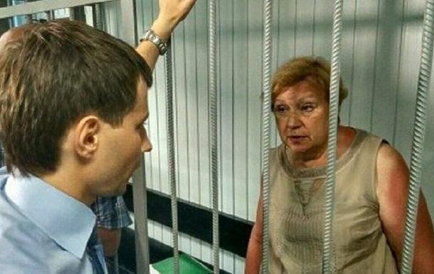 Комуністку Александровську залишили під вартою