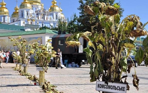 В годовщину Иловайска — вопрос о референдуме