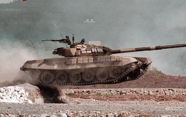 Україна збирається модернізувати танки Індії - ЗМІ