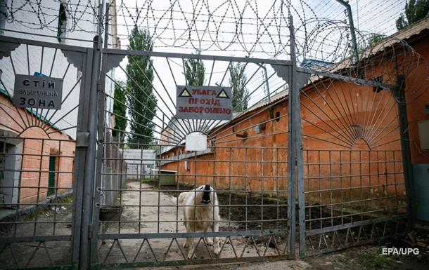 РФ вимагає від Києва доступу до ув язнених росіян