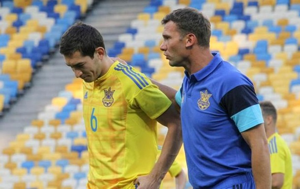 Шевченко: Проблема не тільки в лівому захиснику