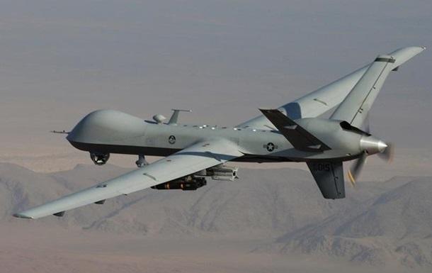 Іран зафіксував вторгнення дрона США у свій повітряний простір