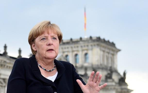 Меркель зацікавлена у скасуванні санкцій проти РФ