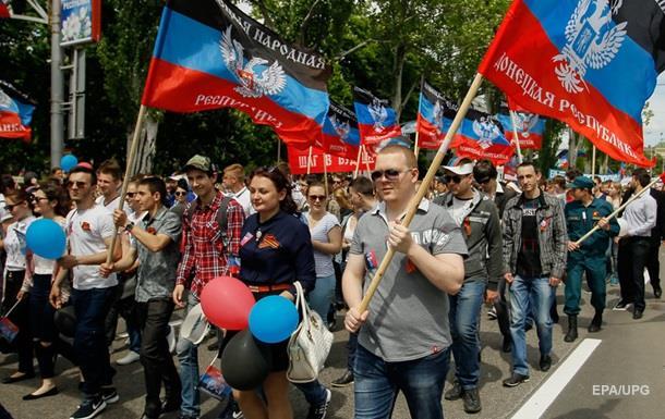 ДНР і ЛНР втрачають популярність серед росіян - опитування