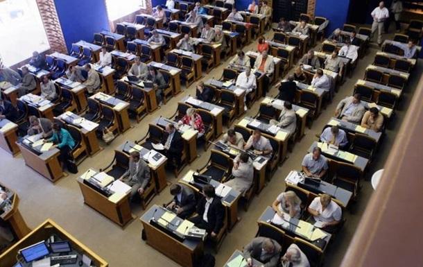 Естонські депутати не змогли обрати президента