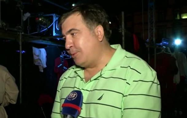 Саакашвили о транше МВФ: Мы опять съедим эти деньги