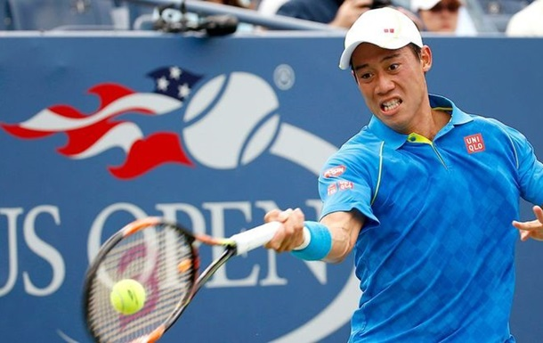 US Open (ATP). Ваврінка і Нішикорі проходять далі