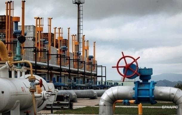 Украина запасается газом перед зимой