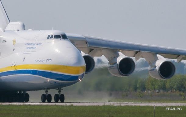 Китай планує виробництво Ан-225  Мрія  - ЗМІ