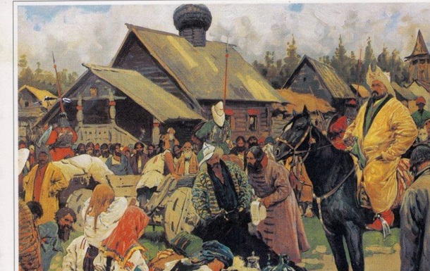 Коммунальные вышибалы : к истокам Киевской Руси