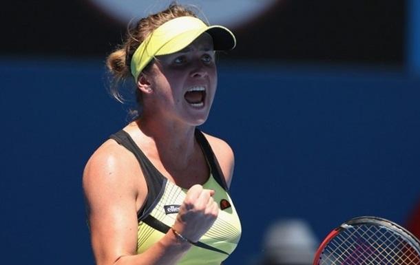 Свитолина выгрызает победу во втором круге US Open