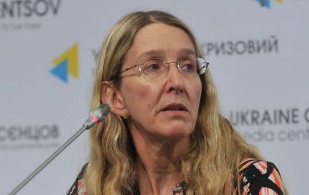 Україна отримала понад два мільйони доз вакцин проти туберкульозу