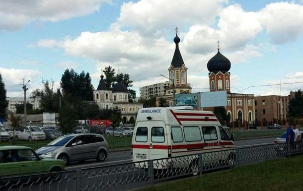 В Харькове пьяный взял в заложники медиков  скорой