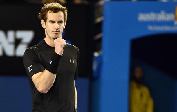 Маррей вошел в топ-5 самых богатых теннисных игроков в истории