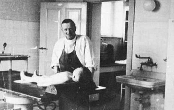 У Мюнхені знайшли колекцію мозку жертв нацистів