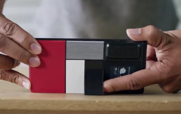 Google отказался от модульных смартфонов Project Ara