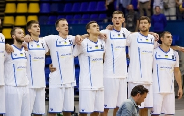 Баскетбол: Україна вирушила в Косово