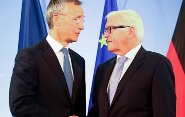 Столтенберг и Штайнмайер поддержали создание армии ЕС