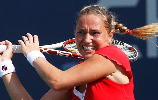 Українка Бондаренко покидає US Open