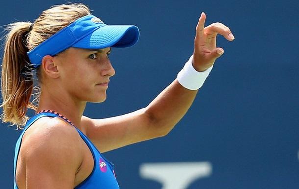 US Open (WTA). Украинка Цуренко прорывается в третий раунд