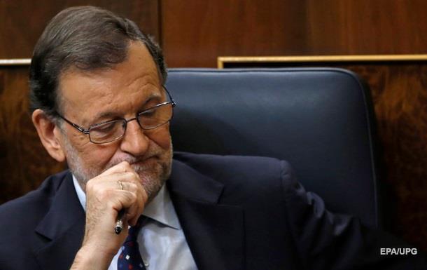 Рахоя знову не обрали прем єром Іспанії
